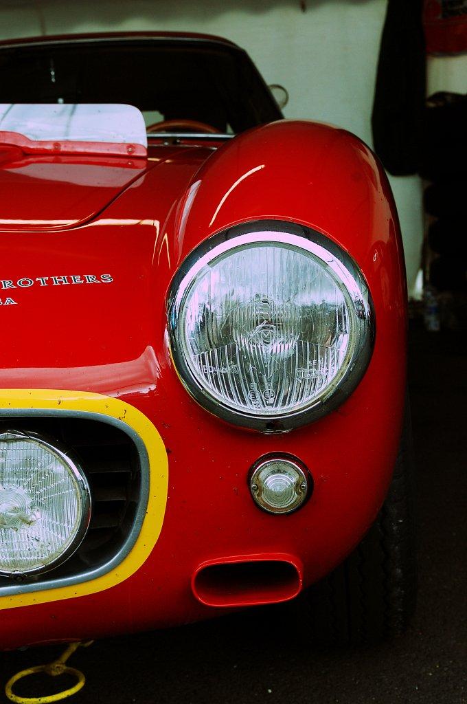 Le Mans Classic 2012 - Ferrari 250 SWB