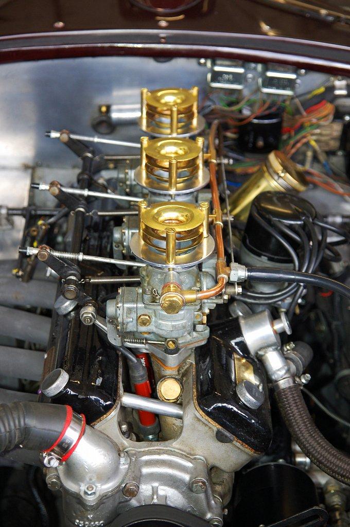 Le Mans Classic 2012 - Moteur