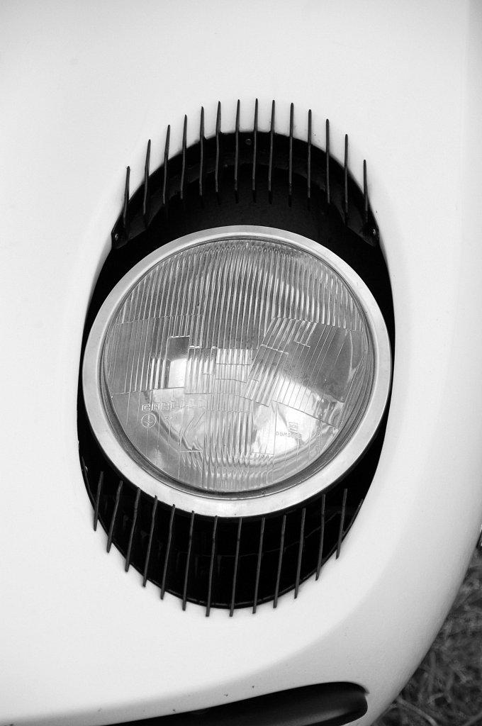 Le Mans Classic 2012 - Lamborghini Miura