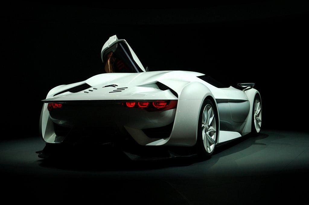 Salon de Genève 2009 - Citroen GT