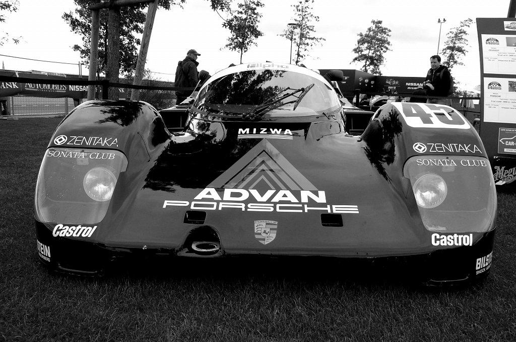 Porsche 956 - Le Mans Classic 2012