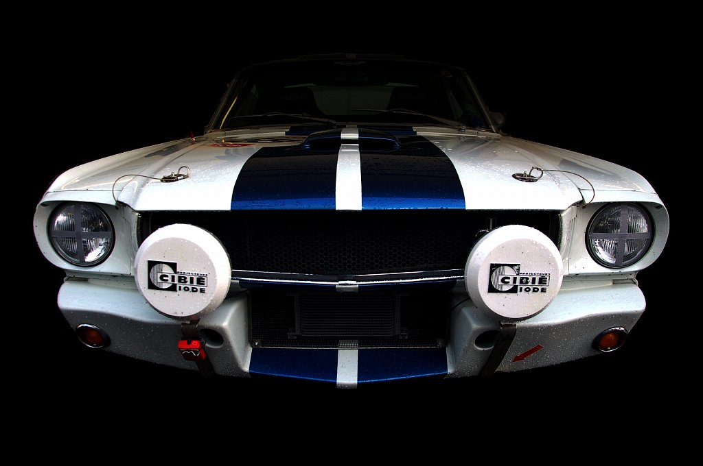 Ford Mustang - Le Mans Classic 2012