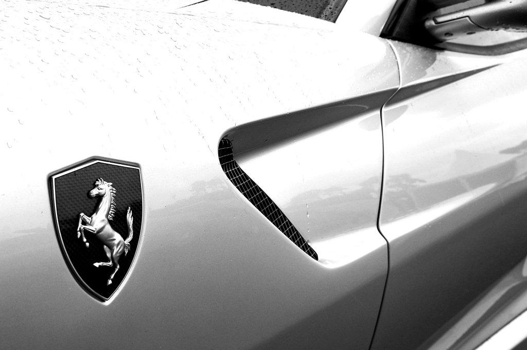 Ferrari 599 GTO - Le Mans Classic 2012