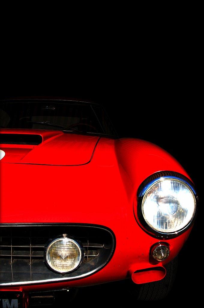 Ferrari 250 GT SWB - Le Mans Classic 2008