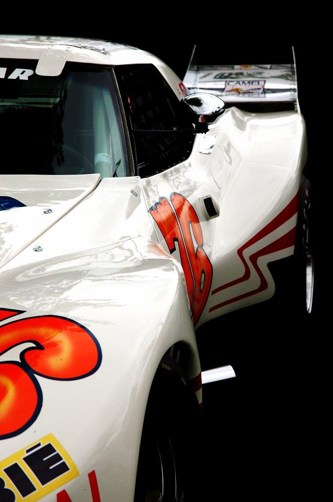 Chevrolet Corvette - Le Mans Classic 2012