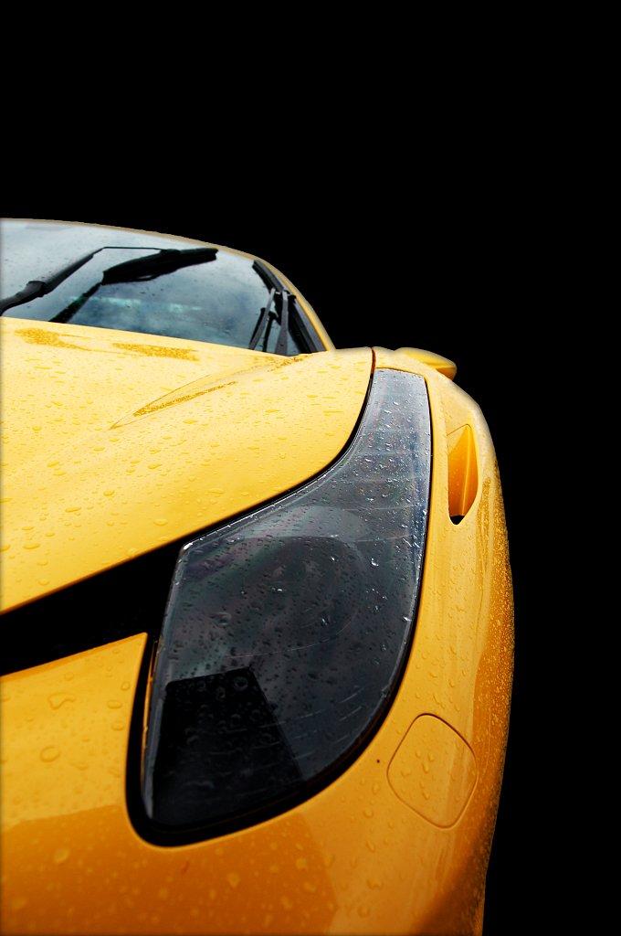 Ferrari 458 Le Mans Classic 2012