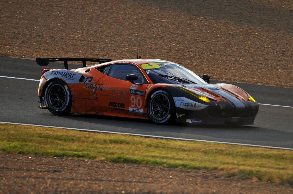 FERRARI 458 ITALIA - N°90 - 24 heures du Mans 2014