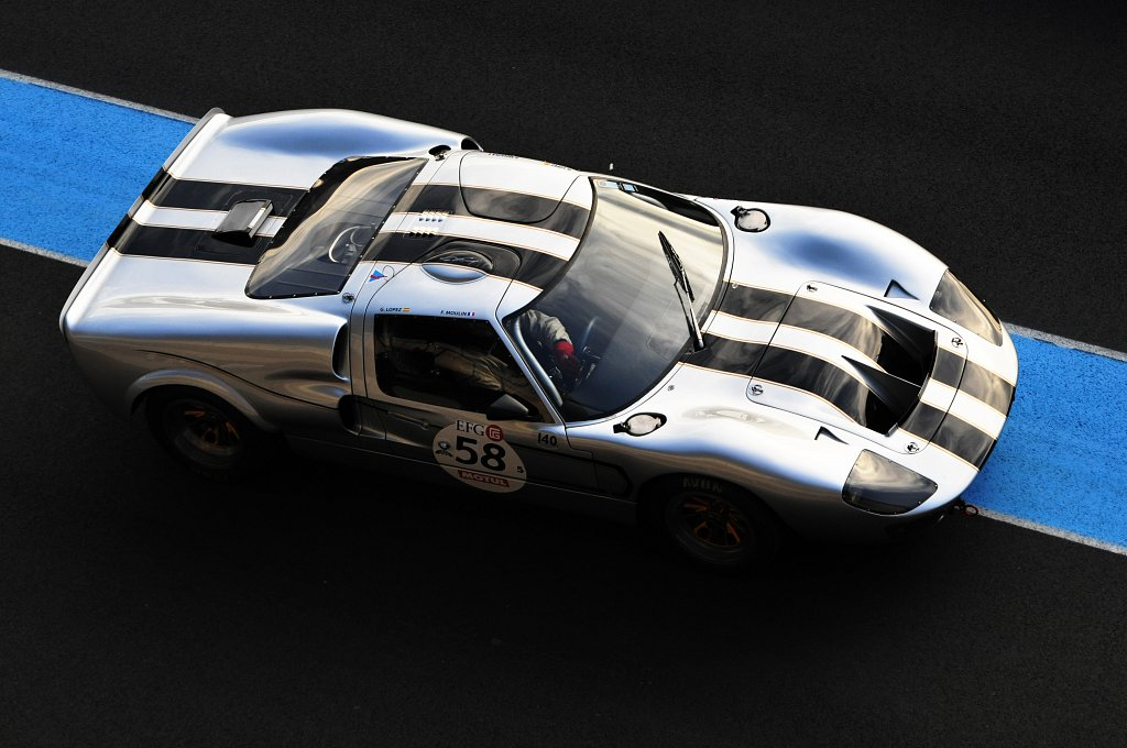 Ford GT40 - Le Mans Classic 2014