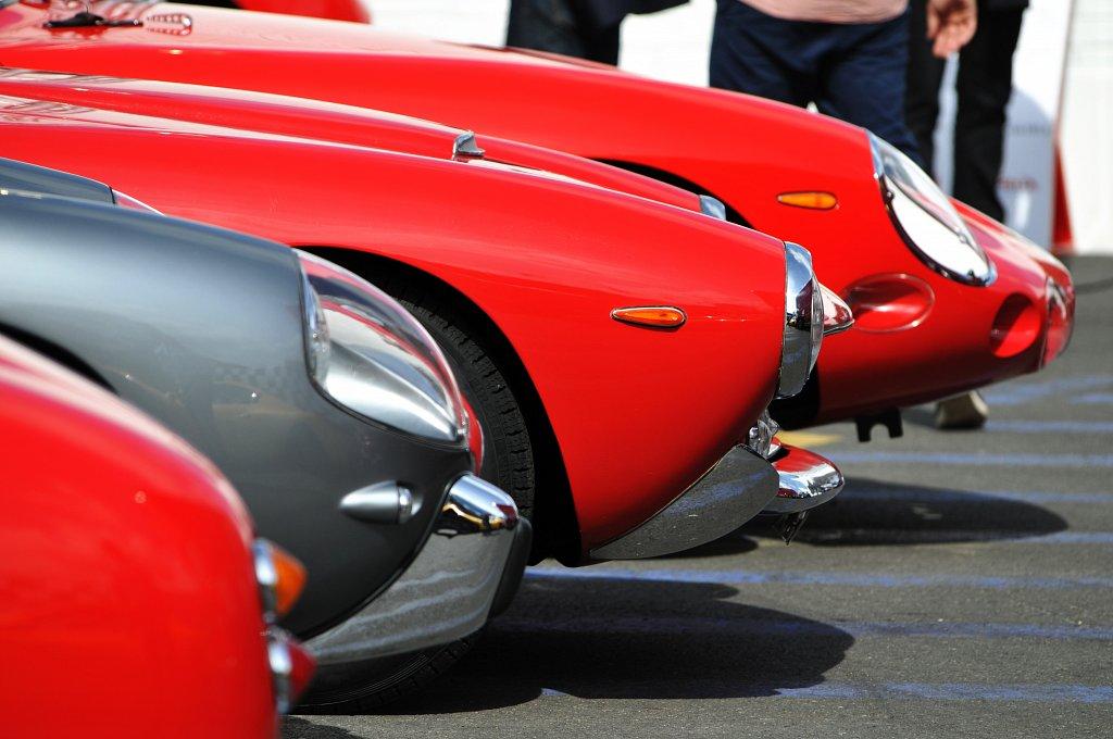 Ferrari 250 Rallye - Le Mans Classic 2014