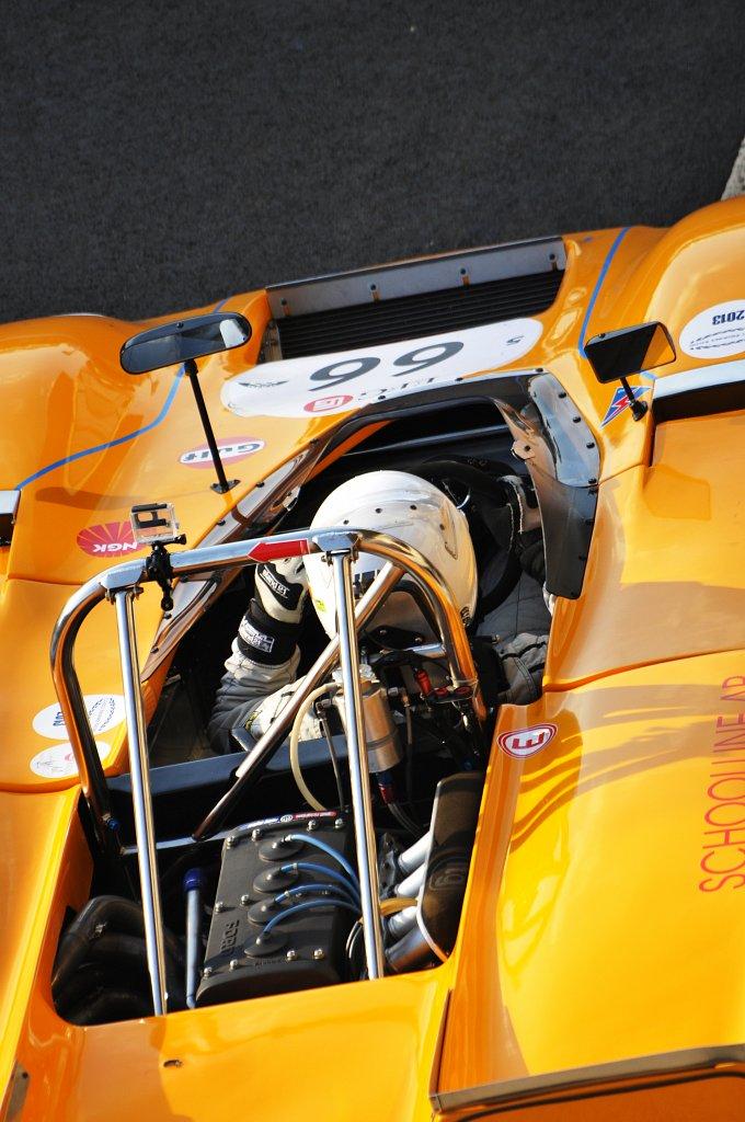 McLaren - Le Mans Classic 2014