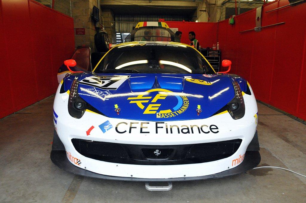 VdeV - Le Mans 2016 - Ferrari 458 Italia N°51