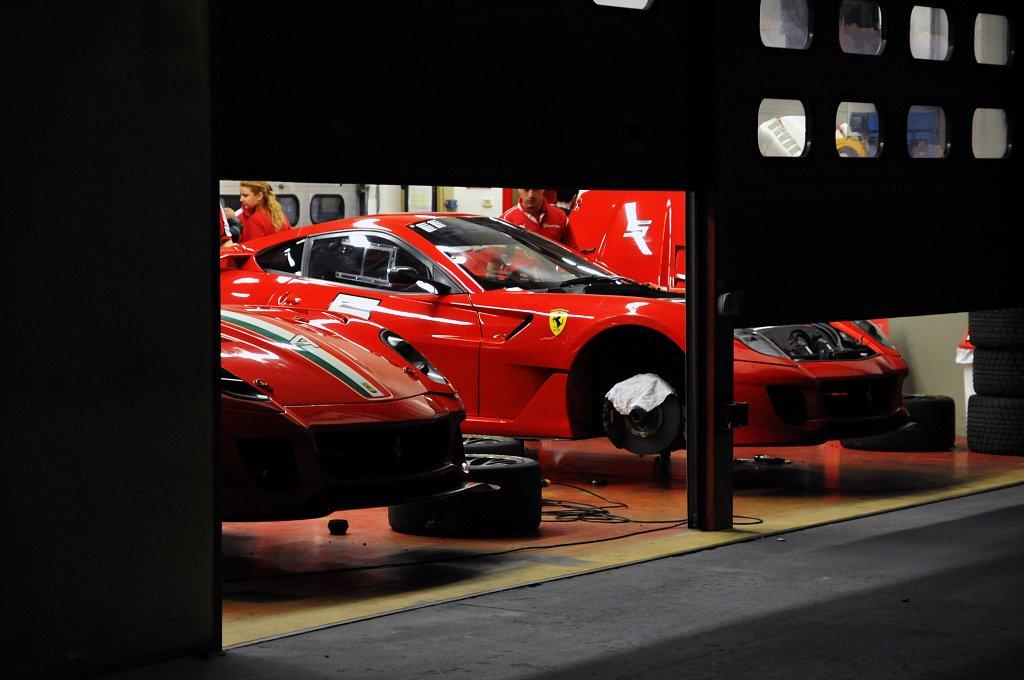 Ferrari 599 XX - Mugello 2015