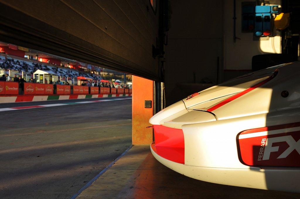 Ferrari FXX - Mugello 2015