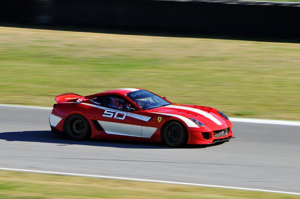Ferrari 599 XX N°50 - Finali Mondiali 2015 - Mugello