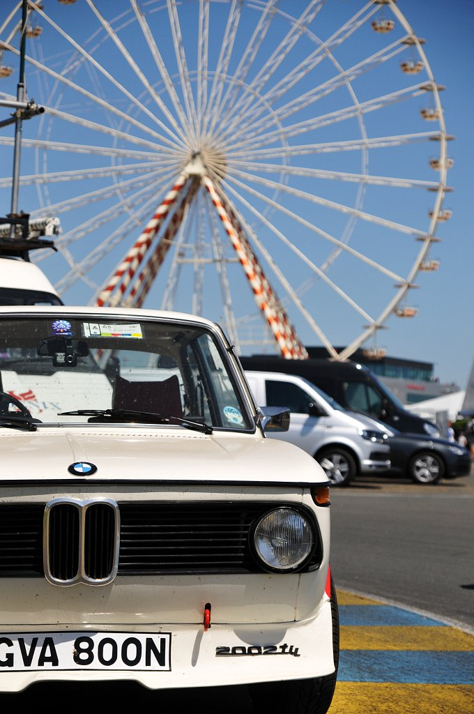 24 Heures du Mans 2017 - BMW 2002 ti