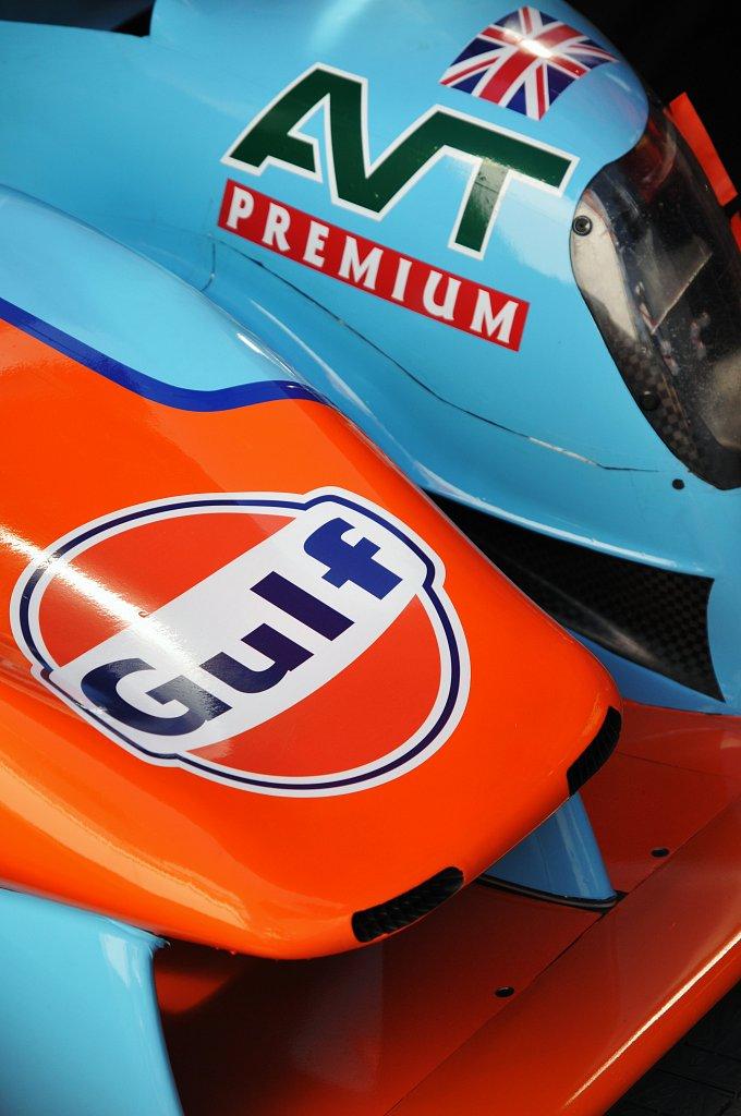 24 Heures du Mans 2017 - Gulf LMP2