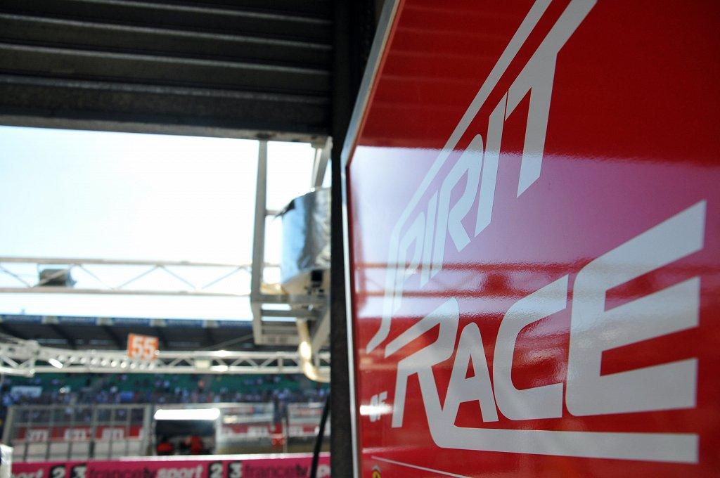 24 Heures du Mans 2017 - Spirit Of Race Ferrari 488 GTE