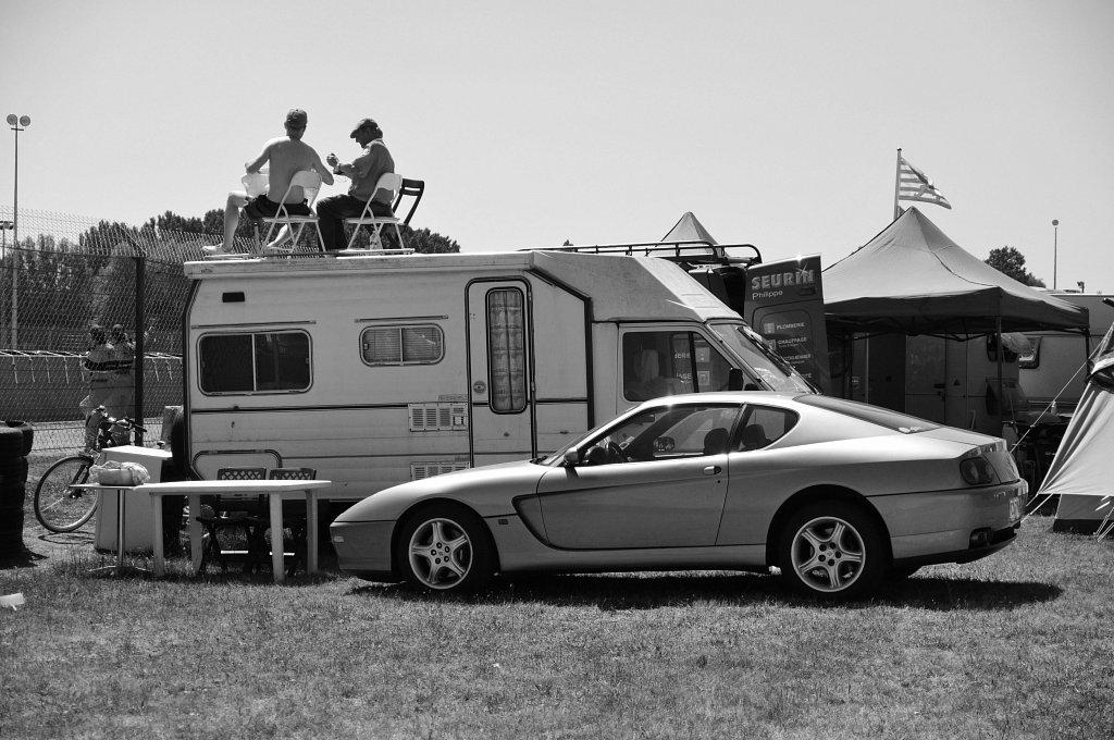 24 Heures du Mans 2017 - Ferrari 456 GT