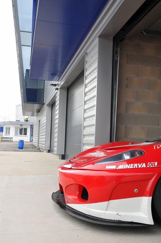 Dijon Prenois - Ferrari F430 GT3 Mai 2018