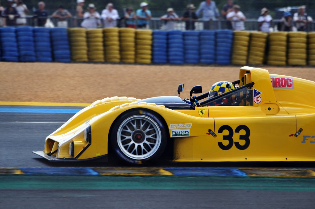 Ferrari 333SP - Le Mans Classic 2018